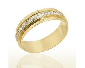Aileens Ring Polished Finish